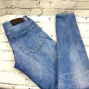 Bootlegger skinny jeans 28/32